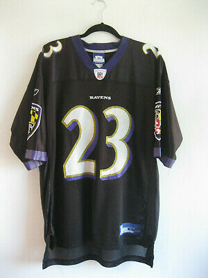 BALTIMORE RAVENS | Reebok #23 McGAHEE Official NFL American Football Jersey | L