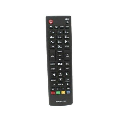 Replacement LG TV Remote Control (Incl. Smart TVs)
