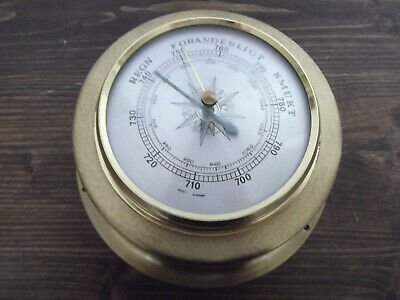 Dekoratives Barometer  West Germany #7578