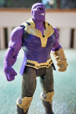 Thanos 7-inch Marvel Avengers 3 Infinity War Movable Joints Action Figure
