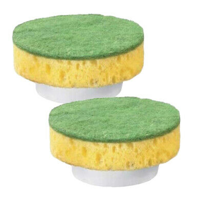 Black and Decker 2 Pack Of Genuine OEM Replacement Scrub Pads # 478056-00-2PK