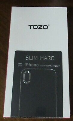 buy online 02361 55a98 TOZO CASE FOR iPhone 8 Plus, pp [0.35mm] Ultra-Thin/Slim [Perfect ...
