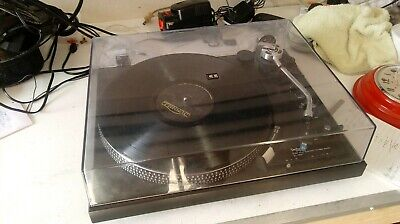 Vintage Technics SL-1900 Fully-Automatic Direct-Drive Turntable (Made in Japan)