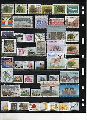 Canada Used  Stamps (Item 0061)