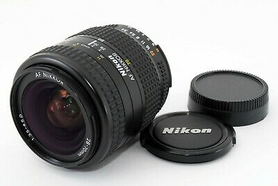 [Near MINT] Nikon AF NIKKOR 28-70mm f/3.5-4.5 D Zoom Lens from Japan #851