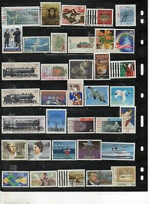 Canada Used  Stamps (Item 7025)