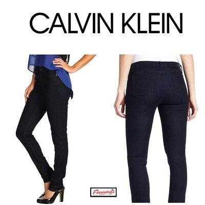 SALE! NEW! Calvin Klein Ultimate Skinny Women's Jeans VARIETY SIZE & WASH-  H52