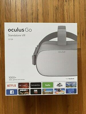 Oculus Go 32GB VR Headset With Remote