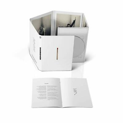 RAMMSTEIN Rammstein CD DELUXE 2019 NEW FREE SHIPPING preorder