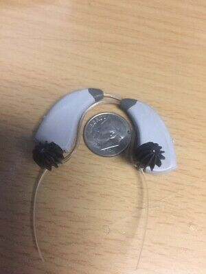 Pre owned set of Starkey  digital RIC hearing aids. L&R