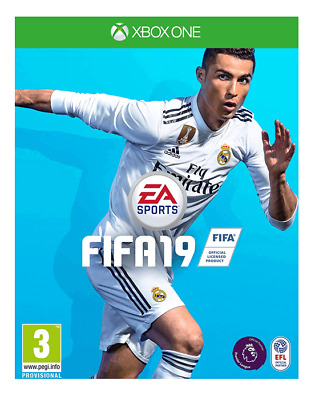 FIFA 19 (Xbox One) - New and Unused - Free UK 2 Day Dispatch