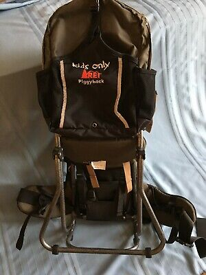 PIGGYBACK RIDER SCOUT Toddler Carrier for Hiking Trails