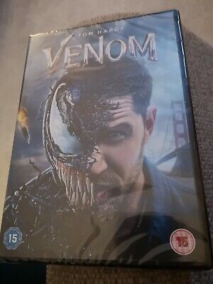 Venom (2019 Tom Hardy film) Dvd Brand New Sealed