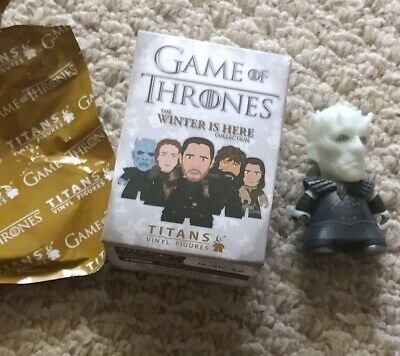 new Titans Game of Thrones Winter is Here 2/18 Night King vinyl figure