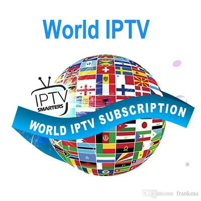 Iptv New! 1 Month Subscription Free  Testing  $7.00 Free Shiping