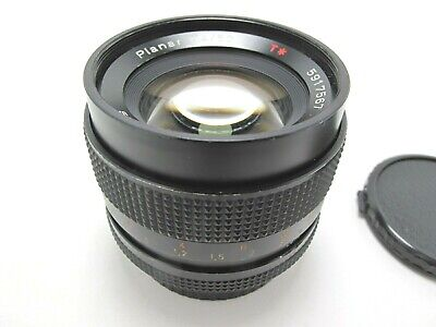 CARL ZEISS PLANAR 1:1.4/50mm T* Lens for CONTAX / YASHICA