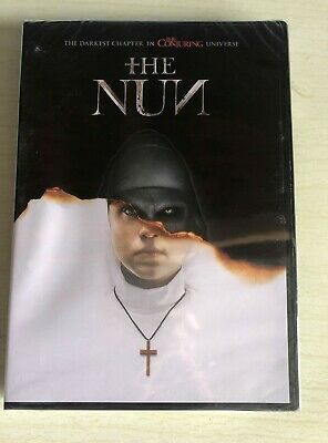 The Nun DVD [2018] The Conjuring Universe Horror Movie Brand New Free Shipping