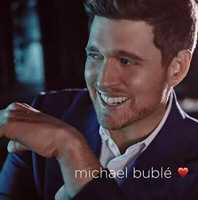 Michael Buble Love ❤ Cd - Brand New, Factory Sealed....free Shipping!!!