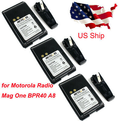 1Pcs Car Battery Eliminator For Motorola Mag One BPR40 A8 Two Way Radio BS3