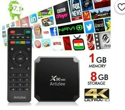 Android Box TV Smart TV