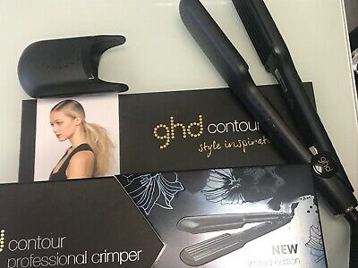 GHD Contour Professional Hair Crimper. Limited Edition. Brand New in Box