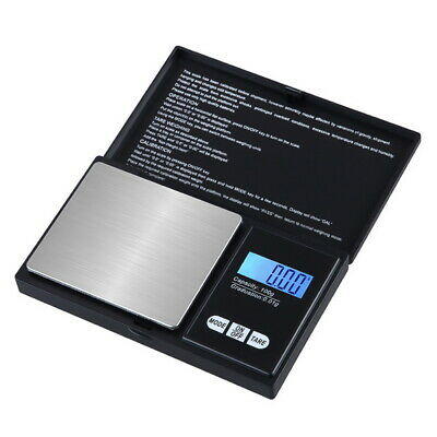 Pocket 500g-1000g Digital Jewelry Gold Coin Gram Balance Weight Precise Scale