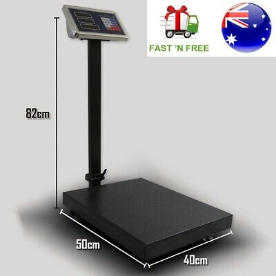 Digital 300kg Electronic Large Scale Postal Shop Scales Platform Weighting Scale