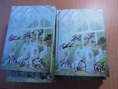 Oh My Girl - The Fifth Season (1st Promo) with Autographed (Signed)
