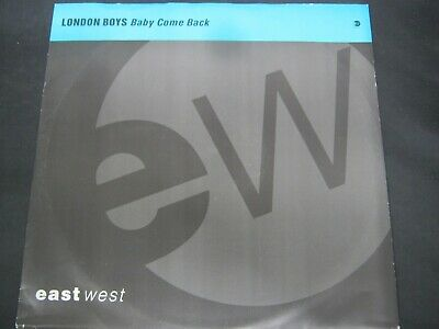 "Vinyl Record 12"" LONDON BOYS BABY COME BACK (O)94"