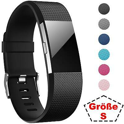 Fitbit Charge 2 Gr S Ersatz Silikon Armband Uhren Sport Band Fitness Tracker