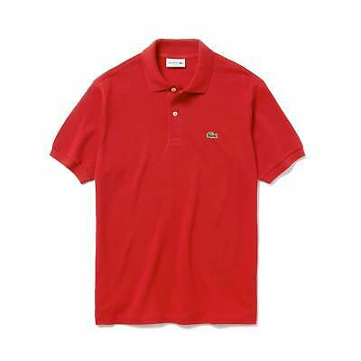 Lacoste Polo shirt rouge