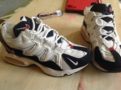 buy popular 842ca 31368 Ds 1996 Nike Air Max 96 Uk5.5 Vtg Rare