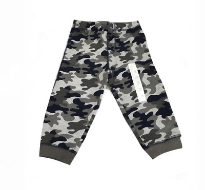 First Impressions Baby Boy's Camouflage Track/Jogger Pants, 3-6 Months