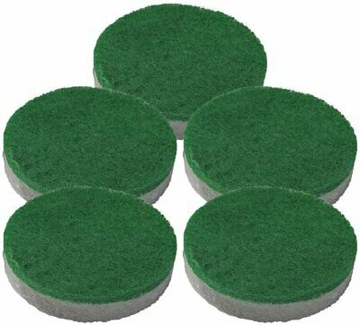Black and Decker 5 Pack Of Genuine OEM Replacement Scrub Pads # 173948-01-5PK