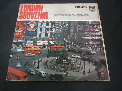 Vinyl Record Album LONDON SOUVENIR (31)11