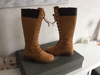 BOTTES TIMBERLAND TAILLE 37 comme neuve avec boite femme