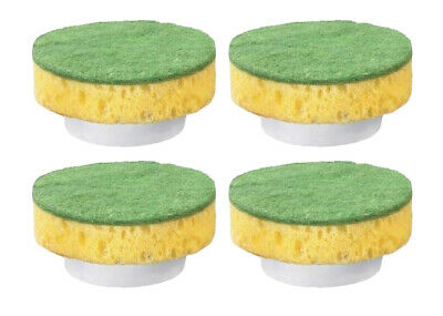 Black and Decker 4 Pack of Genuine OEM Replacement Scrub Pads # 478056-00-4PK