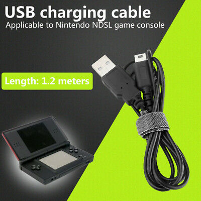 USB Charging Power Charger Cable Lead Wire Adapter (Nintendo DS Lite) NDSL DSL