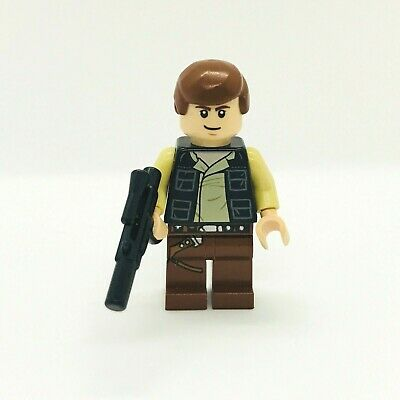 Lego Han Solo 10236 75003 Holster Vest with Pockets Star Wars Minifigure