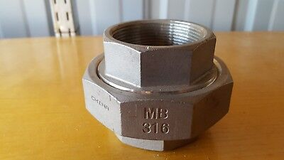 """Steel Pipe Fitting 2 1/4"""" Class 150 MB-316"""