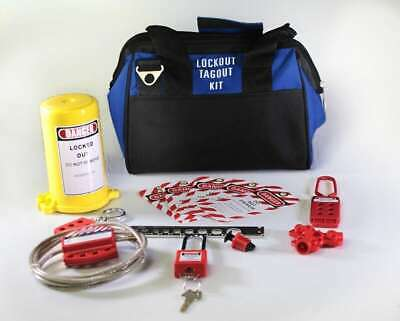 Pneumatic & Gas Lockout Kit