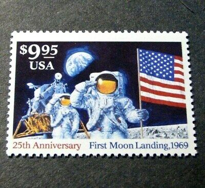 US Stamp Scott# 2842 Moon Landing 1994  MNH  L263