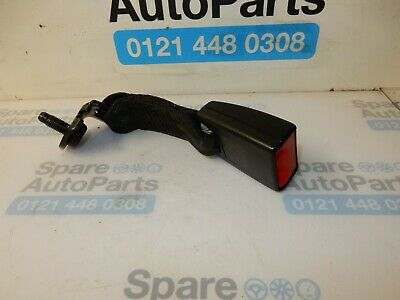Fiat Grande Punto 2008, Rear Centre Seat Belt Buckle 735403702