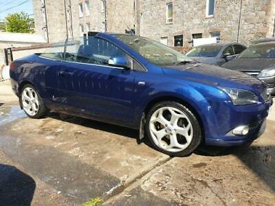 Convertible New Shape Ford Focus Titanium-Top Spec-Very Low Mileage-Full Leather
