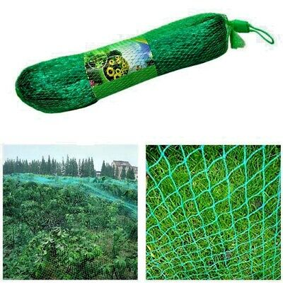 Anti Bird Plant Pond Green Nylon Garden Netting Net Protection Veg Fruit 4 X 10M