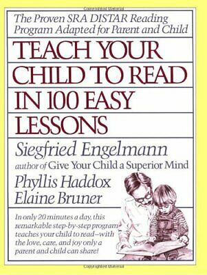 Teach Your Child to Read in 100 Easy Lessons [P‏DF EP‏UB]