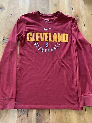 96d6e04d8 NIKE NBA CLEVELAND Cavaliers Authentic Aeroswift Game Shorts Red ...
