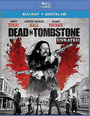 Dead in Tombstone [Blu-ray], Good DVD, Edward Akrout,Ronan Summers,Ovidiu Nicule