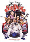 Six Pack, Good DVD, Kenny Rogers, Diane Lane, Erin Gray, Barry Corbin, Terry Kis