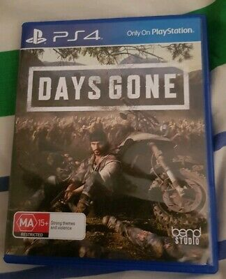 Days Gone PS4 as NEW